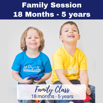 8 Week Family Session